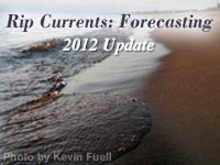 Rip Currents: Forecasting
