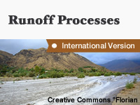 Runoff Processes: International Edition