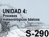 S-290 Unidad 4: Procesos meteorológicos básicos