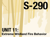 S-290 Unit 11: Extreme Wildland Fire Behavior