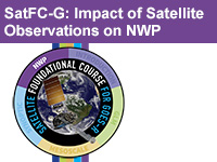 SatFC-G: Impact of Satellite Observations on NWP