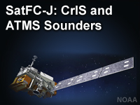 SatFC-J: The CrIS and ATMS Sounders