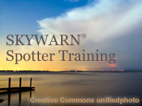 SKYWARN<sup>&reg;</sup> Spotter Training