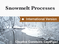 Snowmelt Processes: International Edition