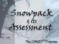 Snowpack and Its Assessment