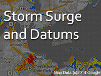 Storm Surge and Datums