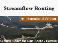 Streamflow Routing: International Edition