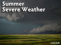 Summer Severe Weather