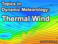 Topics in Dynamic Meteorology: Thermal Wind