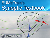 EUMeTrain's Synoptic Textbook