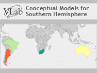 VLab's Conceptual Models for Southern Hemisphere