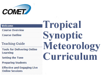 Tropical Synoptic Meteorology Curriculum Package