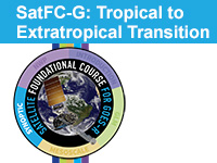 SatFC-G: Tropical to Extratropical Transition