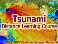 Tsunami Distance Learning Course