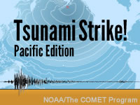 Tsunami Strike! Pacific Edition