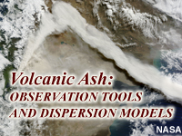 Volcanic Ash: Observation Tools and Dispersion Models