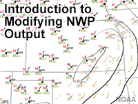 Introduction to Modifying NWP Output