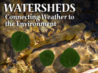 Watersheds: Connecting Weather to the Environment