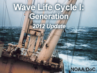 Wave Life Cycle I: Generation