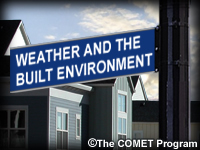 Weather and the Built Environment