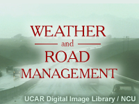 Weather and Road Management