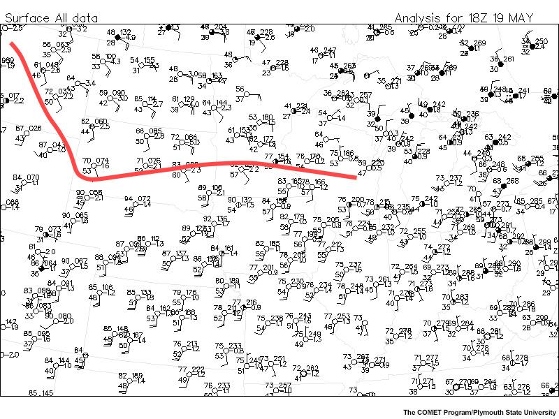 Surface Frontal Analysis